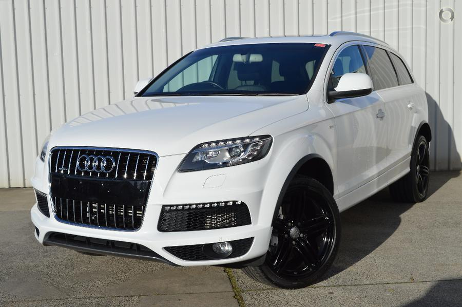 Audi Q TDI No Series Berwick Motor Group - Audi q7 tdi