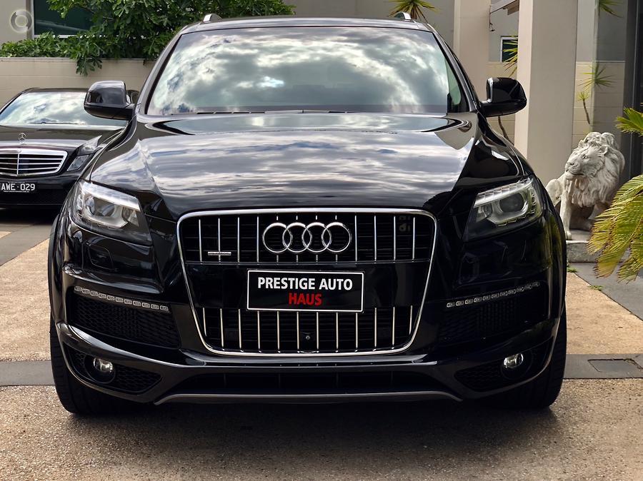 2014 Audi Q7 TDI (No Series)