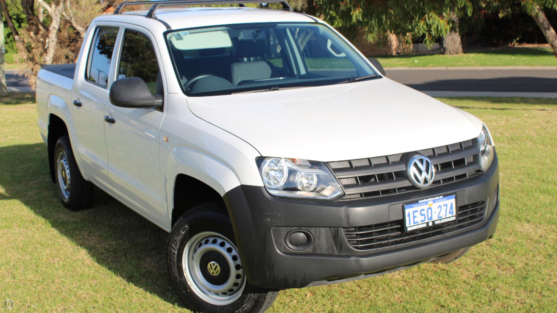 2015 Volkswagen Amarok TDI400 Core 2H