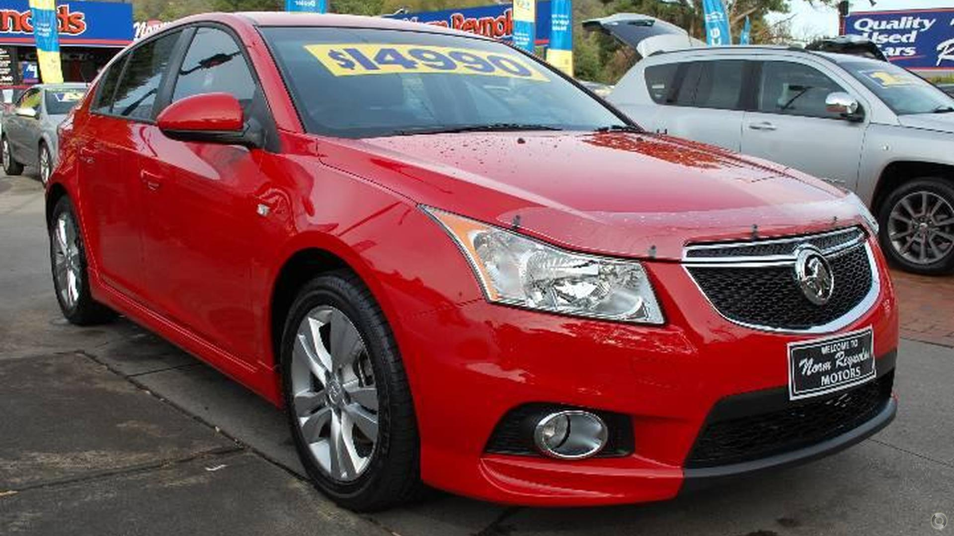 2013 Holden Cruze SRi JH Series II
