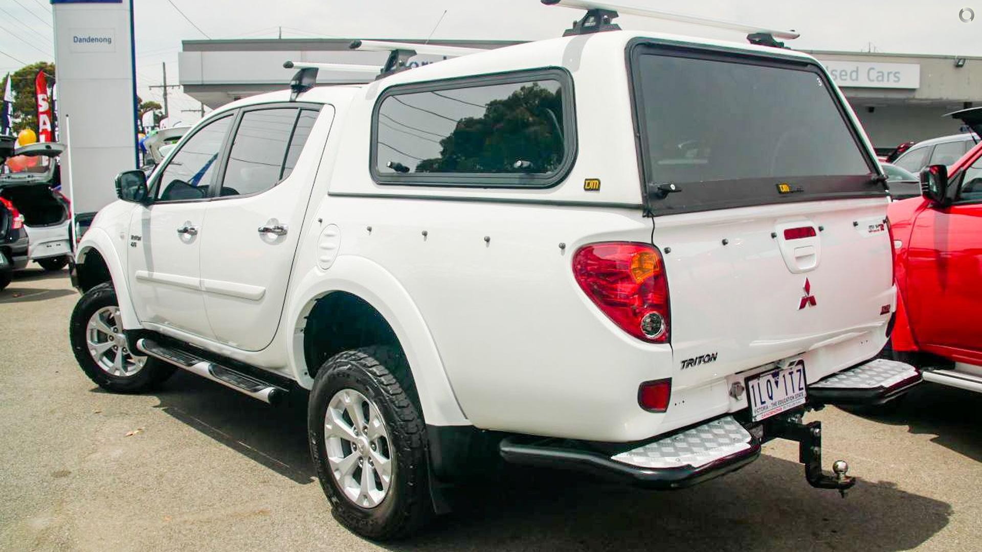 2010 Mitsubishi Triton GLX-R MN
