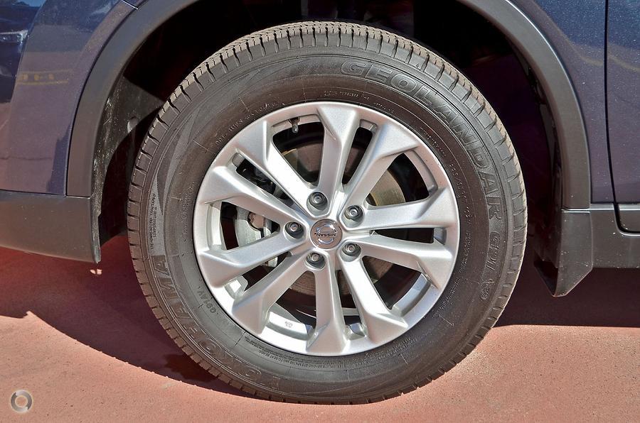 2017 Nissan X-Trail TS T32