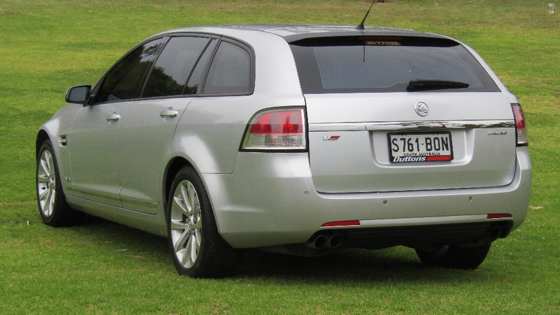 2008 Holden Calais V VE