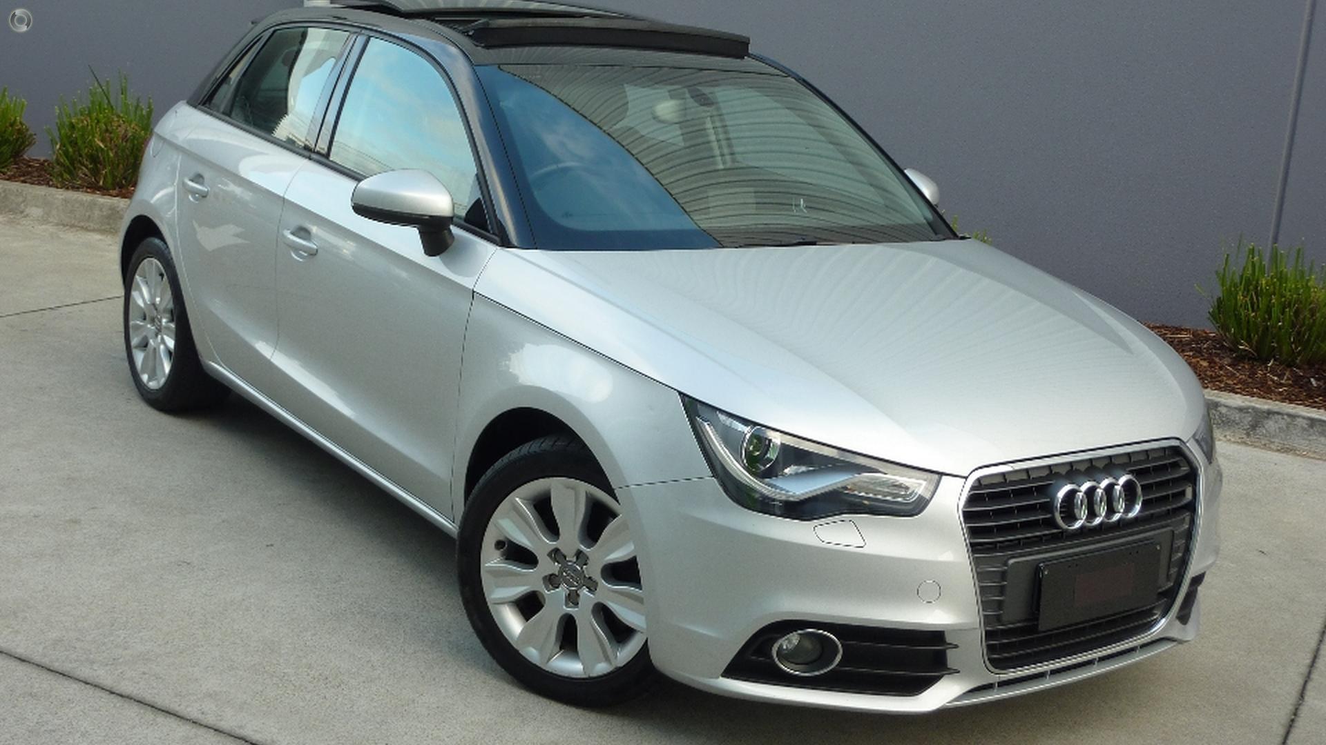 2013 Audi A1 Ambition 8X