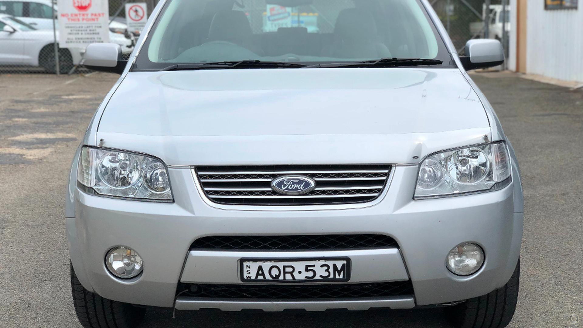 2004 Ford Territory Ghia SX