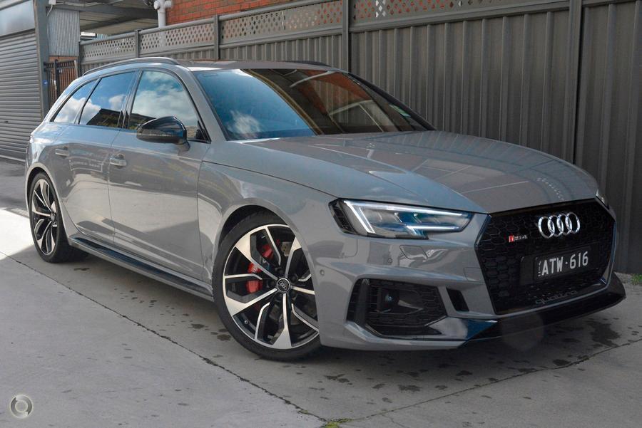 Audi RS B Zagame Automotive - 2018 audi rs4
