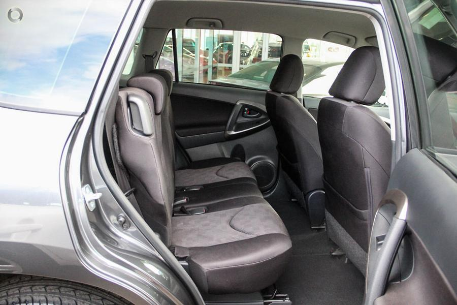 2010 Toyota RAV4 CV ACA38R