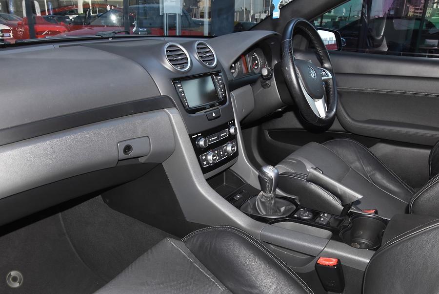 2012 Holden Ute SS V Redline VE Series II
