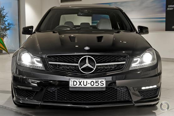 2013 Mercedes-Benz C63 AMG Edition 507 W204