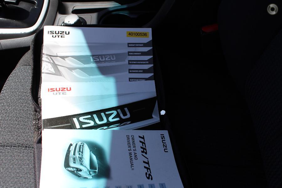 2014 Isuzu D-MAX LS-M (No Series)
