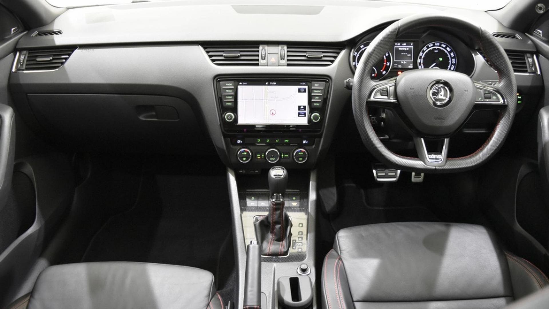 2014 SKODA Octavia RS 162TSI NE