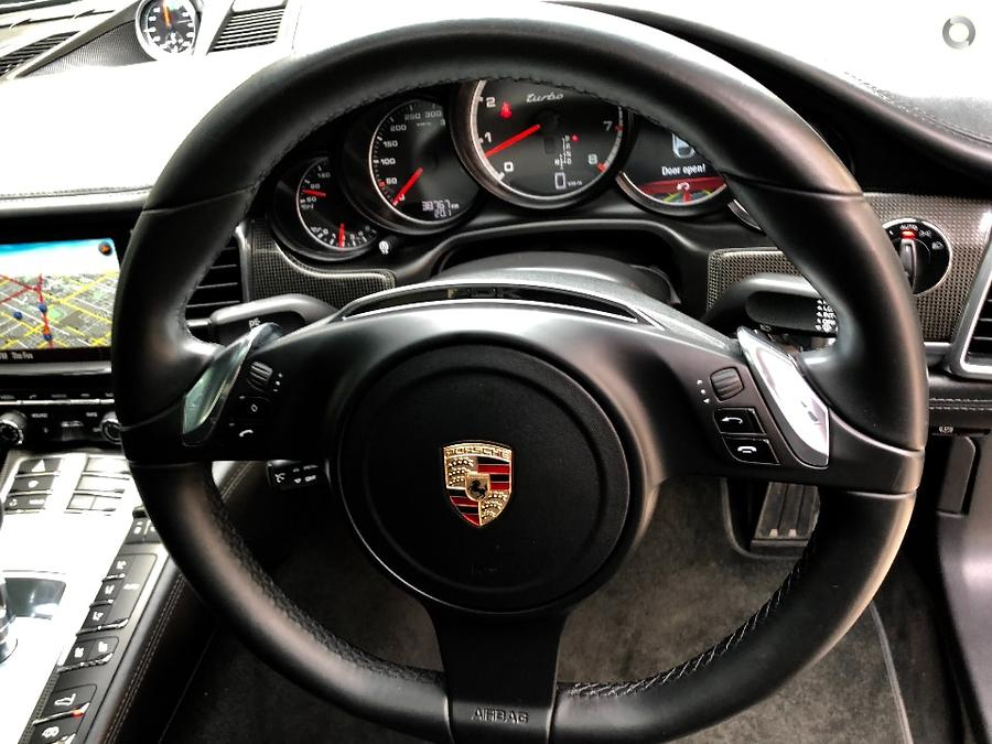 2012 Porsche Panamera Turbo 970