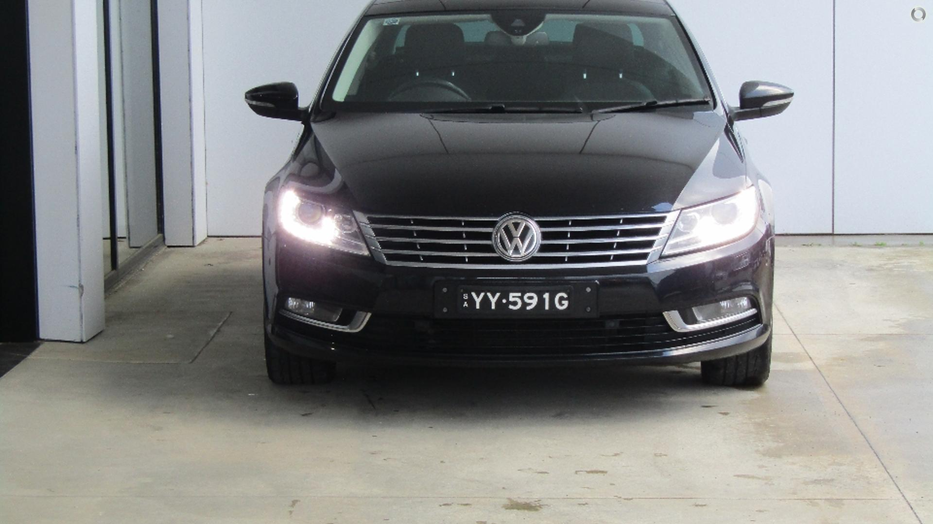 2014 Volkswagen CC V6 FSI Type 3CC