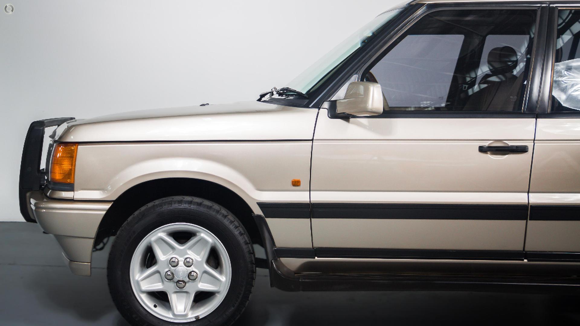 1997 Land Rover Range Rover Autobiography P38A