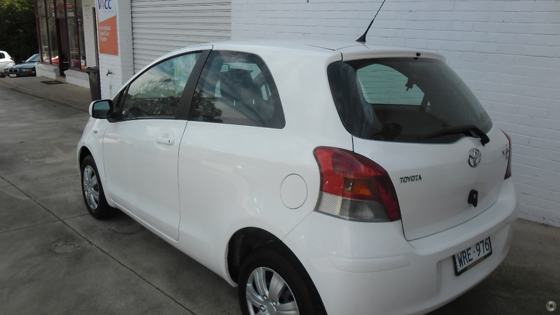 2008 Toyota Yaris YR NCP90R