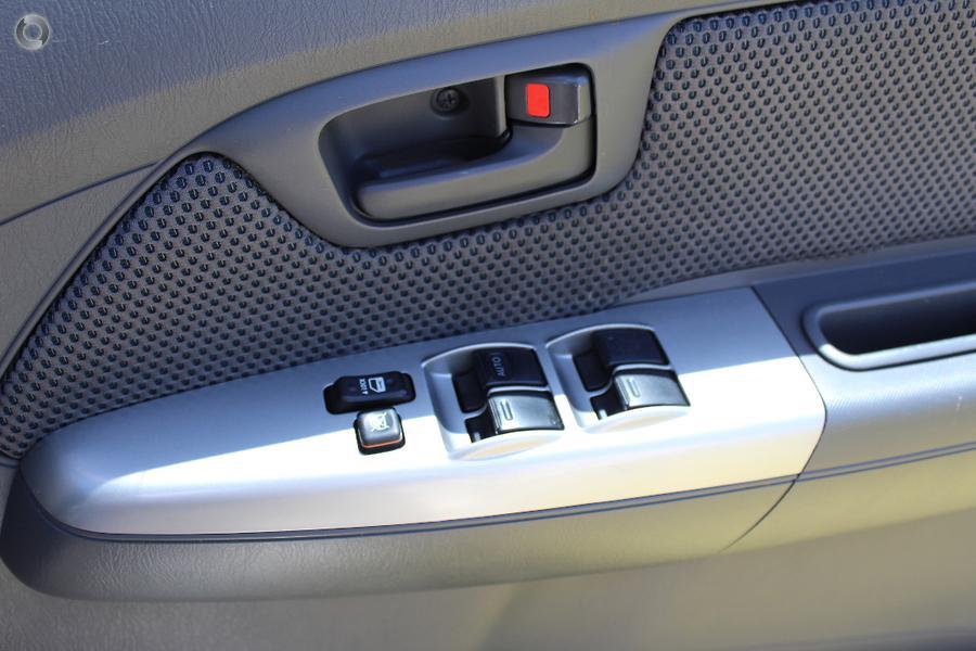 2008 Toyota Hilux SR5 GGN25R
