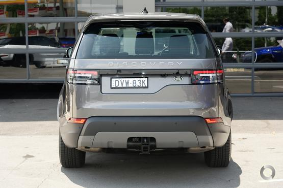 2017 Land Rover Discovery TD6 SE Series 5