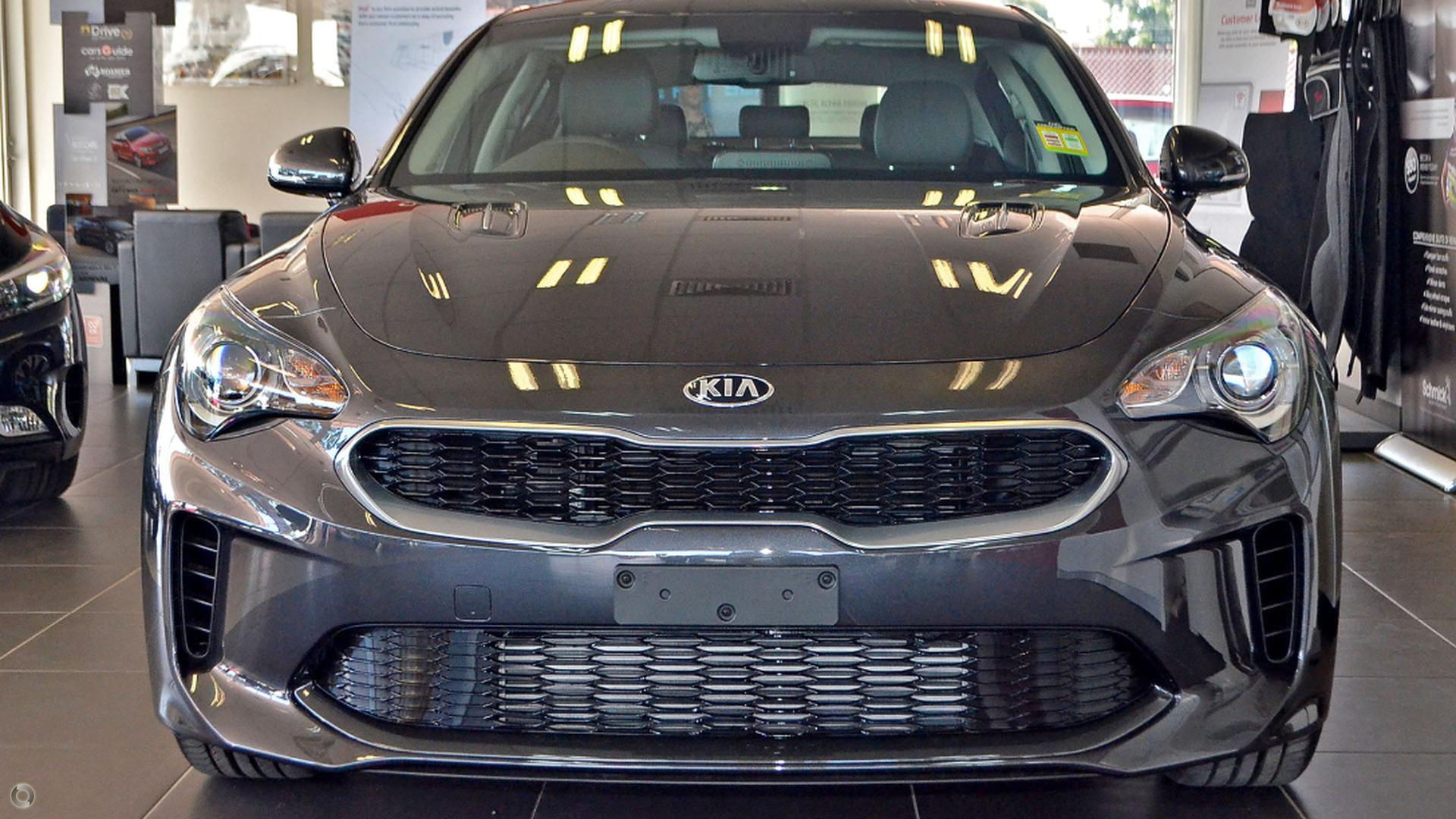 2017 Kia Stinger Rafa Signature Edition CK