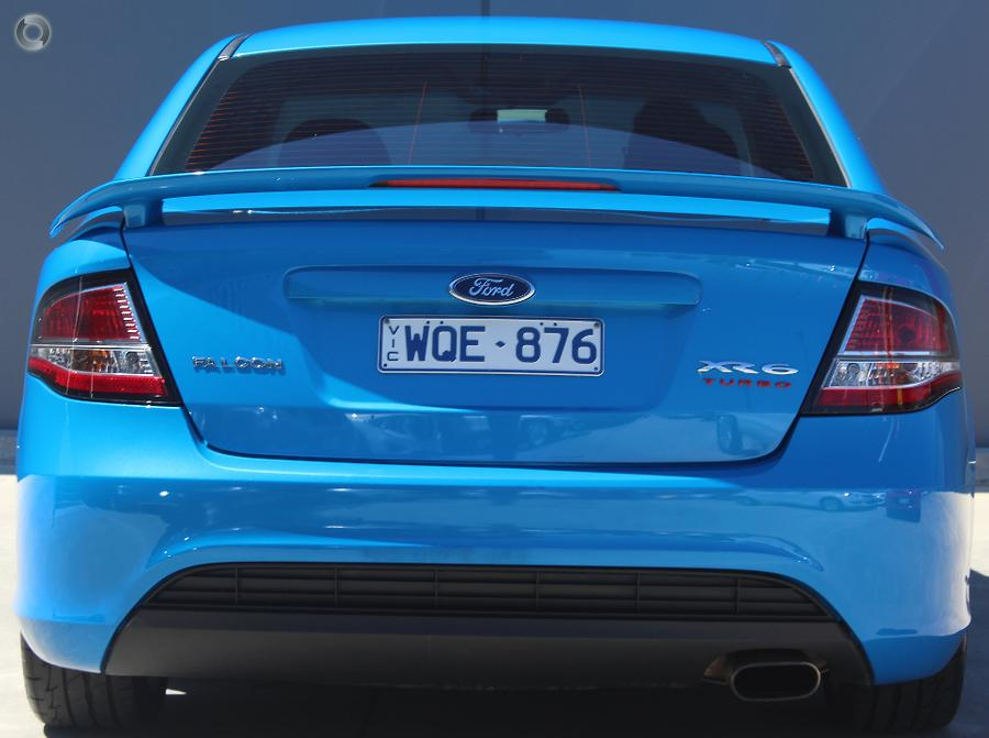 2008 Ford Falcon XR6 Turbo FG