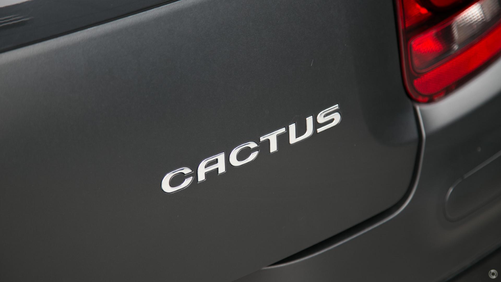 2016 Citroen C4 Cactus Exclusive E3