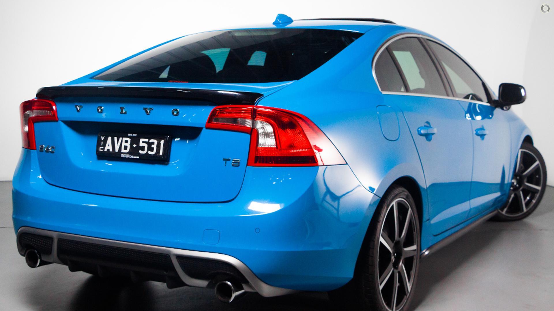 2013 Volvo S60 T5 R-Design (No Series)
