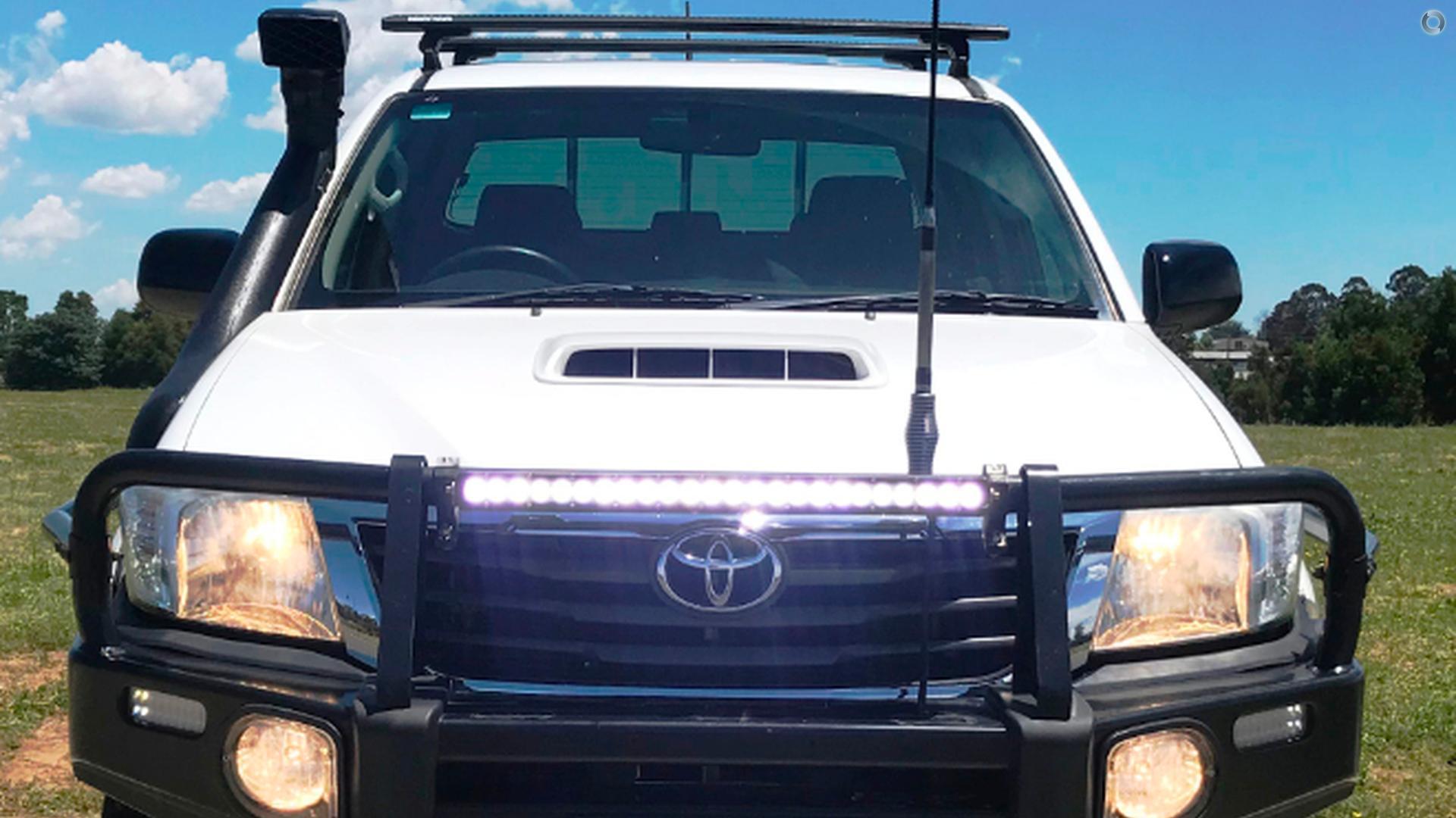 2012 Toyota Hilux SR KUN26R