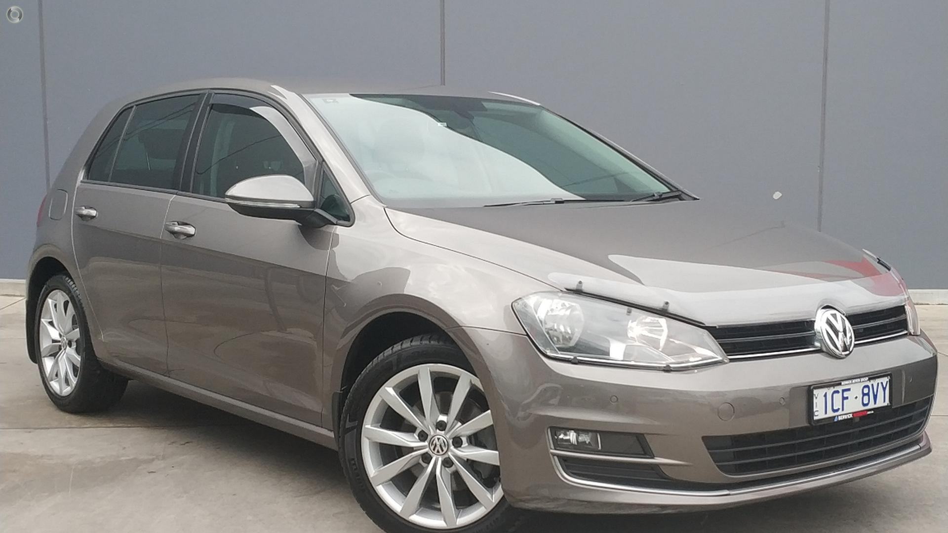 2015 Volkswagen Golf 110TDI Highline 7