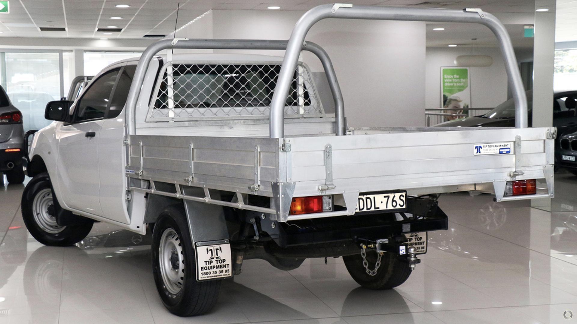 2015 Mazda BT-50 XT UP