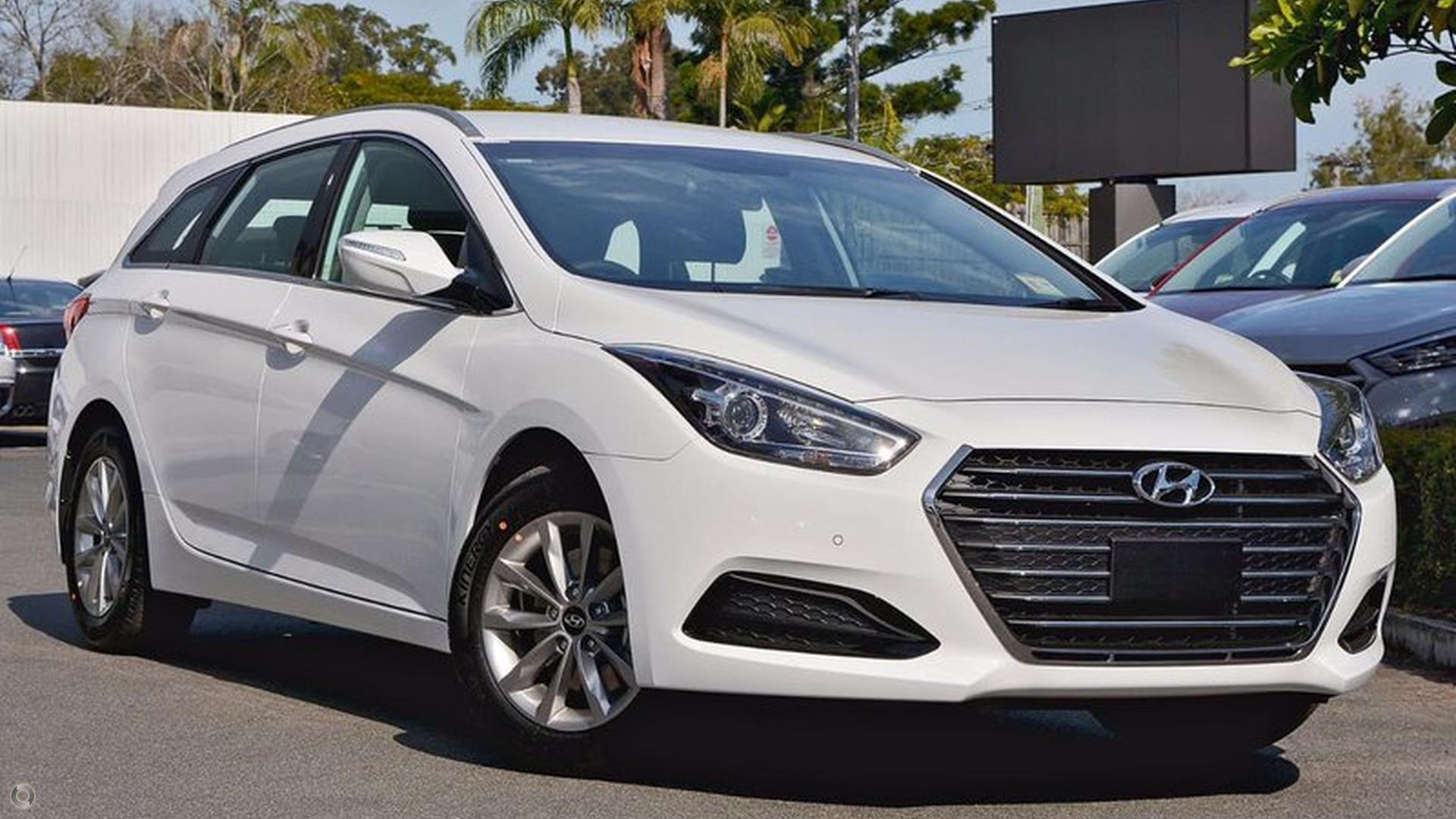 2018 Hyundai i40 Active VF4 Series II