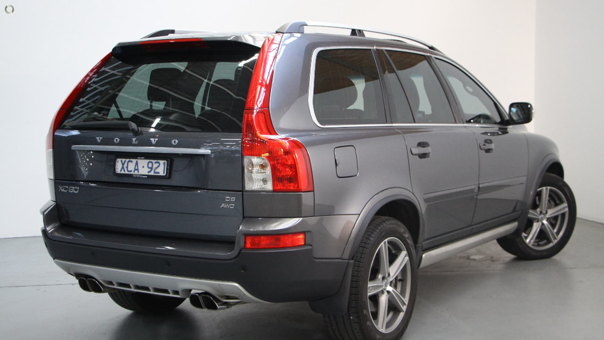2009 Volvo XC90 D5 R-Design (No Series)