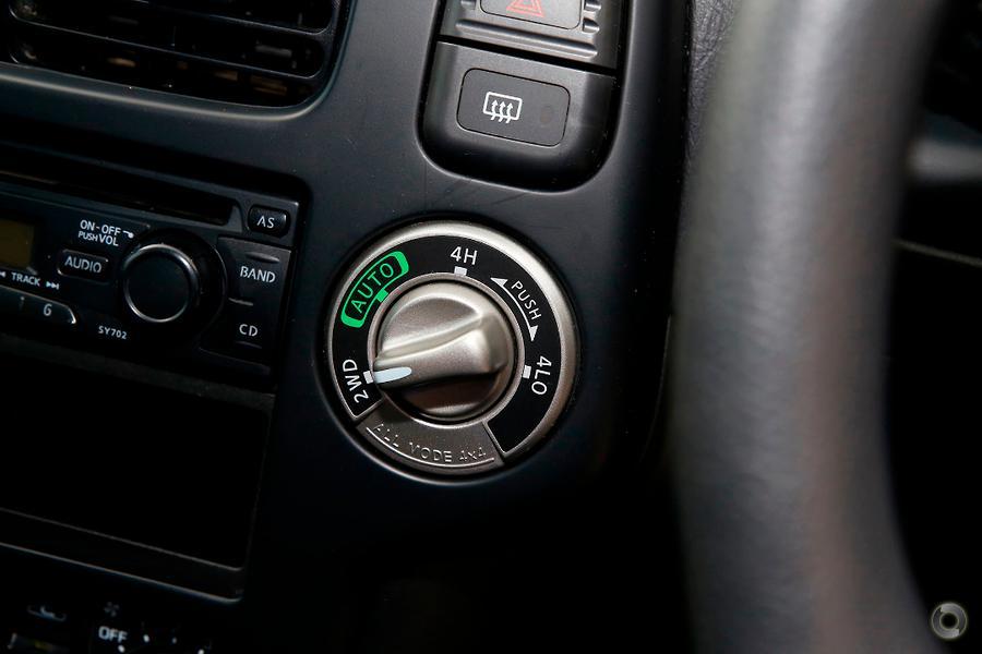 2003 Nissan Pathfinder ST WX II