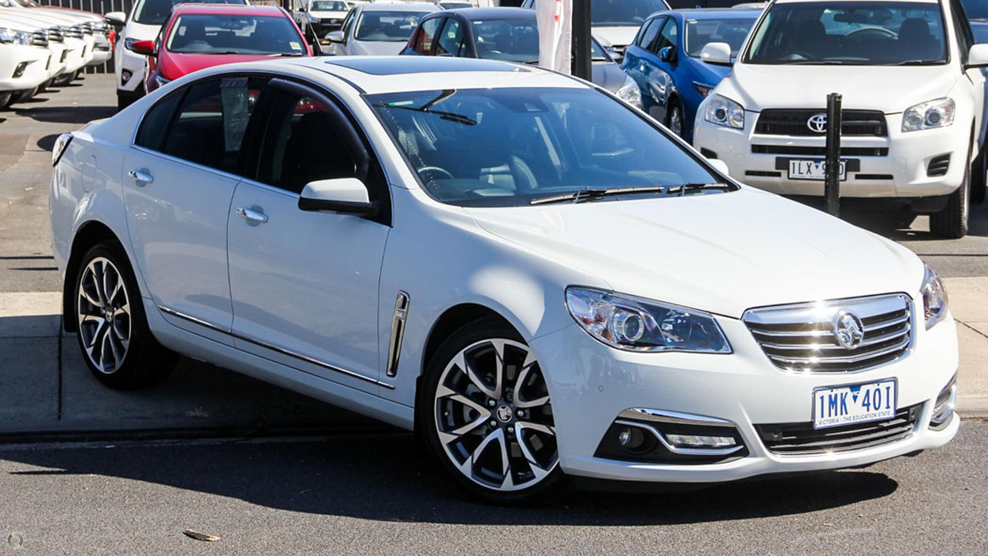 2015 Holden Calais V Vf Series Ii Mornington Toyota