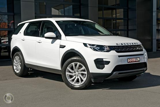 2017 Land Rover Discovery Sport TD4 180 SE L550