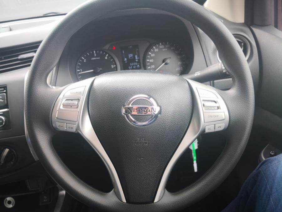2018 Nissan Navara RX D23 Series 3