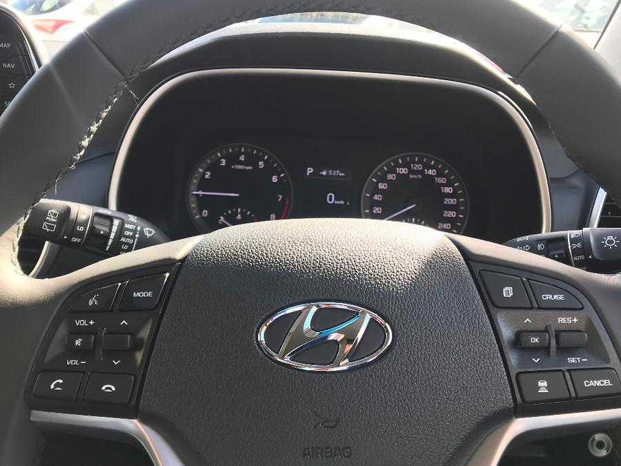 2018 Hyundai Tucson Elite TL3