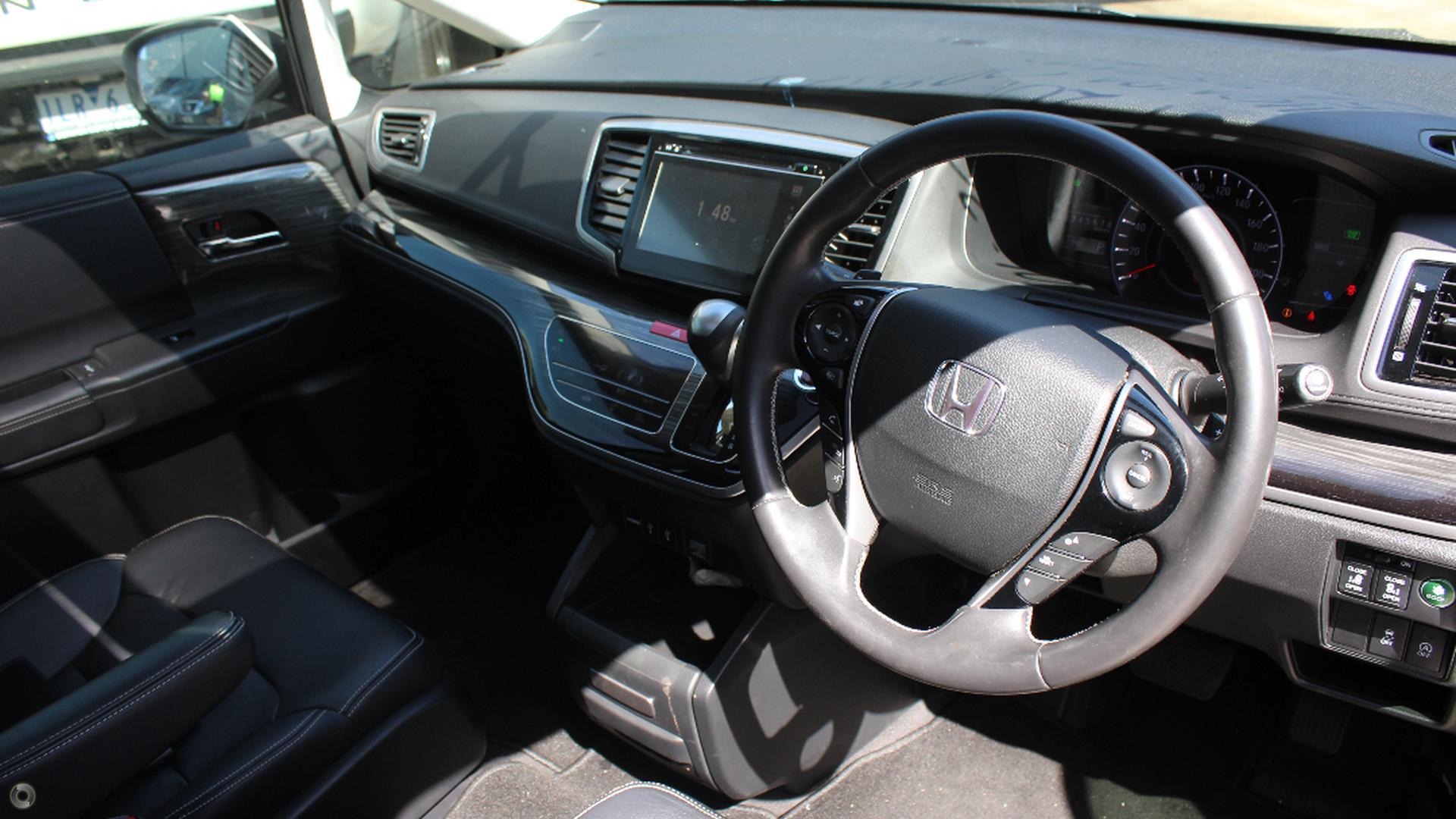 2015 Honda Odyssey VTi-L 5th Gen