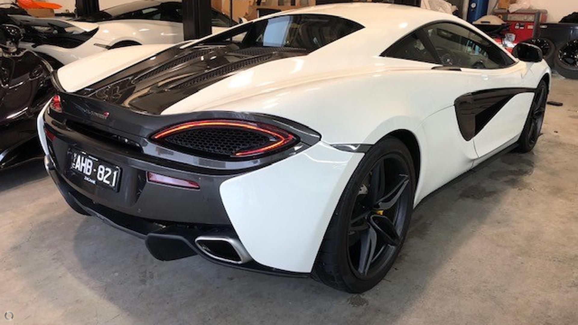 2017 McLaren 540C  (No Series)