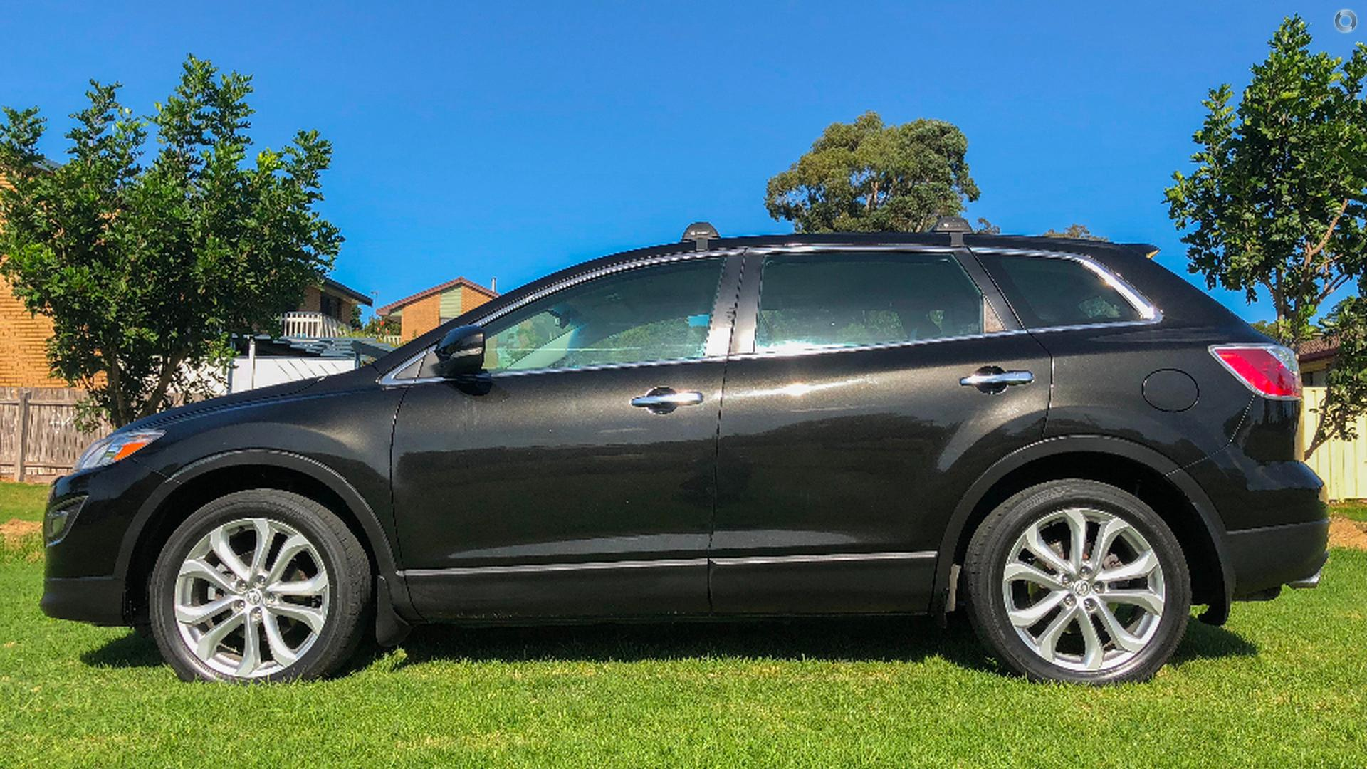 2012 Mazda CX-9 Grand Touring TB Series 4