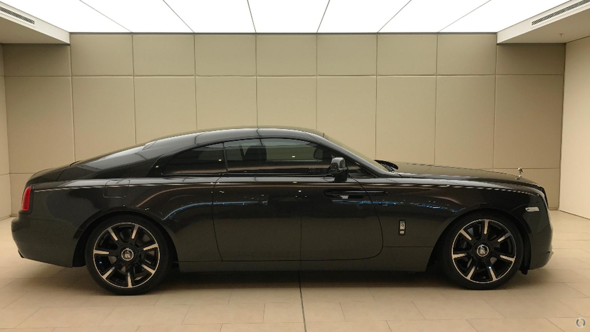 2016 Rolls-Royce Wraith  (No Series)