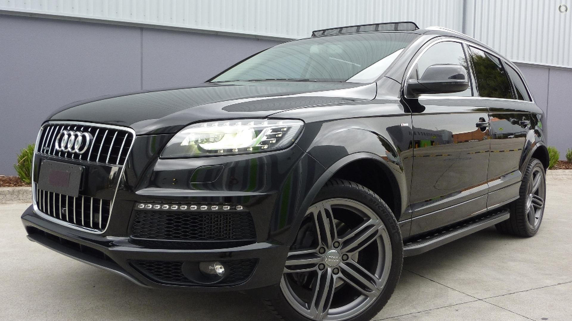 2014 Audi Q7 TDI (No Series)