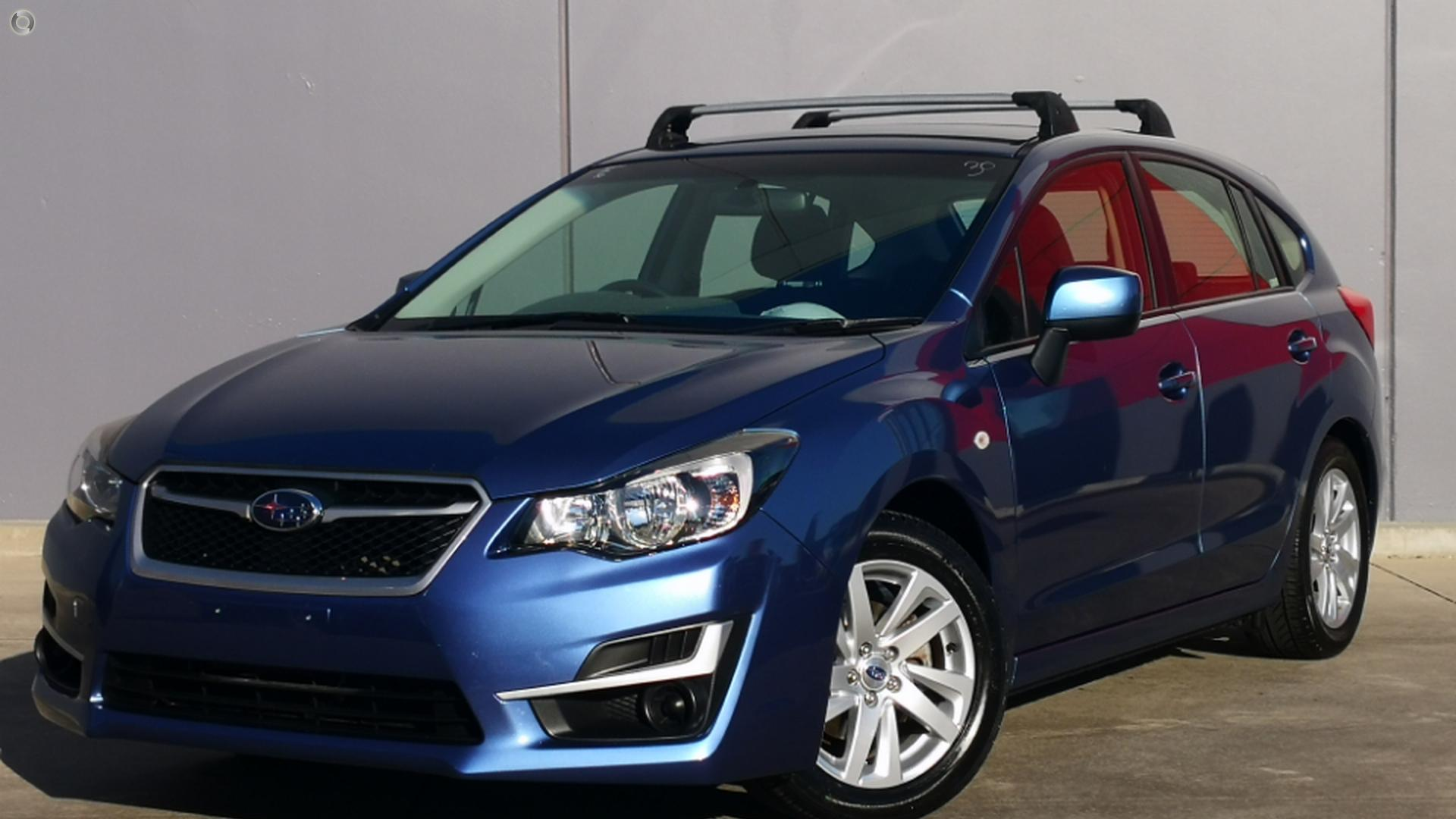 2015 Subaru Impreza 2.0i G4