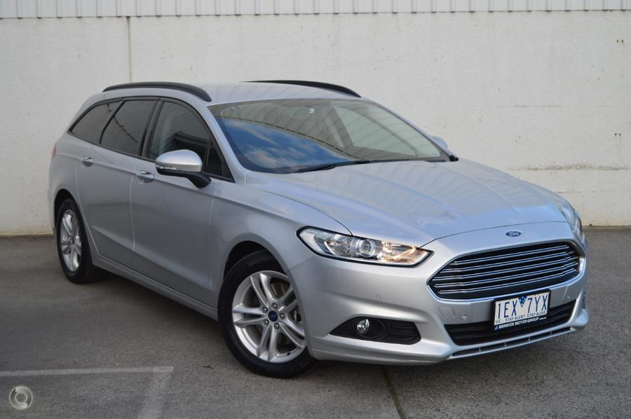 2015 Ford Mondeo Ambiente Md Berwick Great Wall