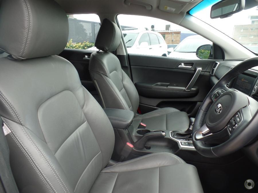 2017 Kia Sportage Si Premium QL