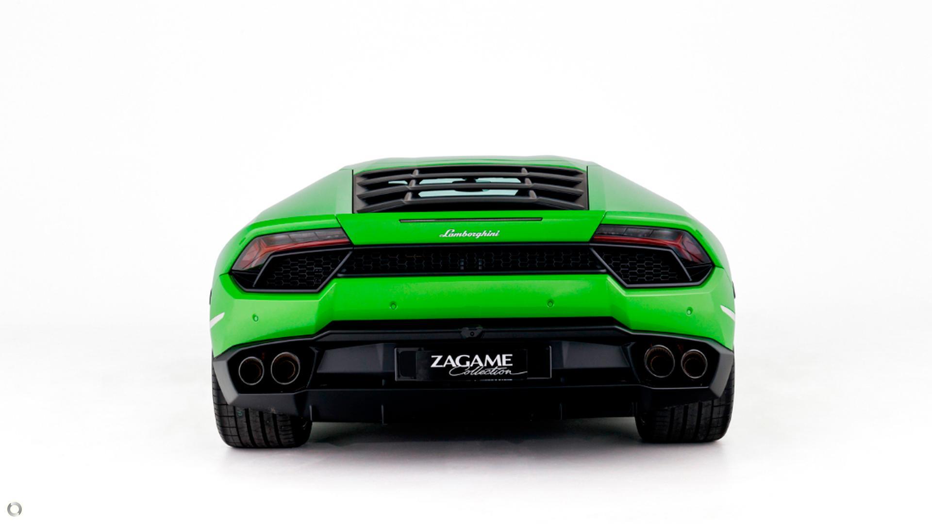 2018 Lamborghini Huracan LP580-2 724