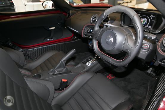 2018 Alfa Romeo 4C  Series 1