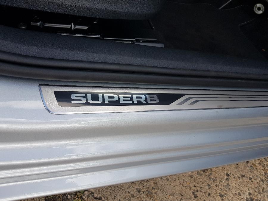 2018 SKODA Superb 206TSI SportLine NP