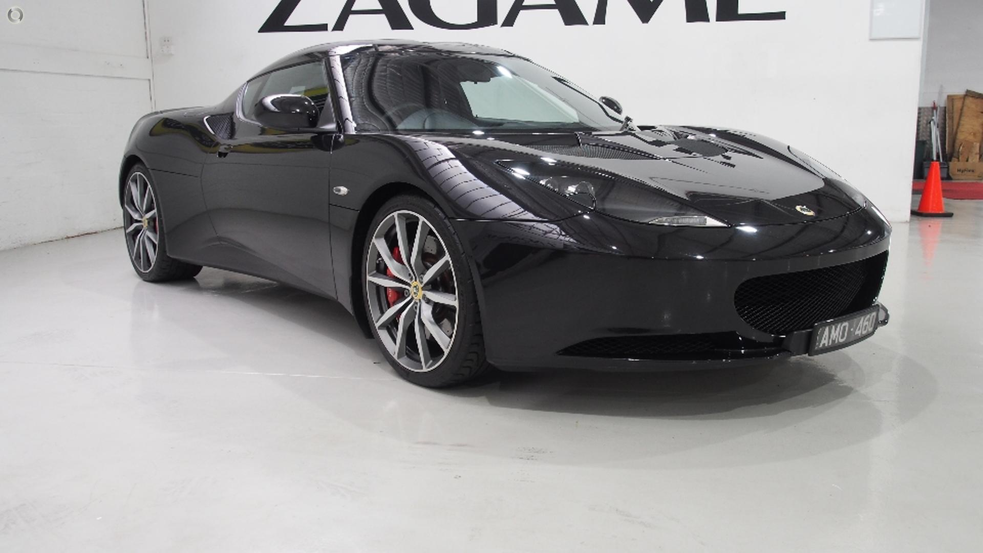2012 Lotus Evora S Type 122