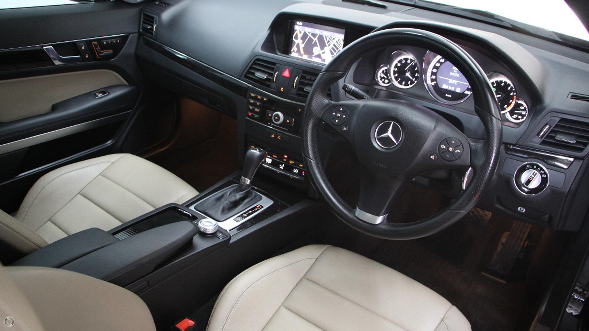 2009 Mercedes-Benz E350 Avantgarde C207