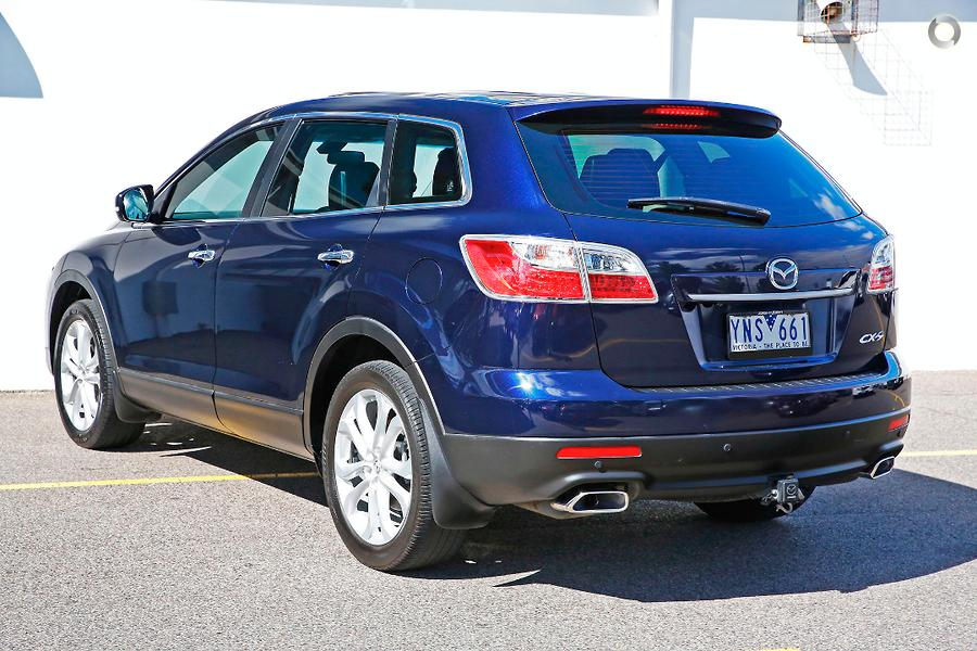 2011 Mazda CX-9 Luxury TB Series 4
