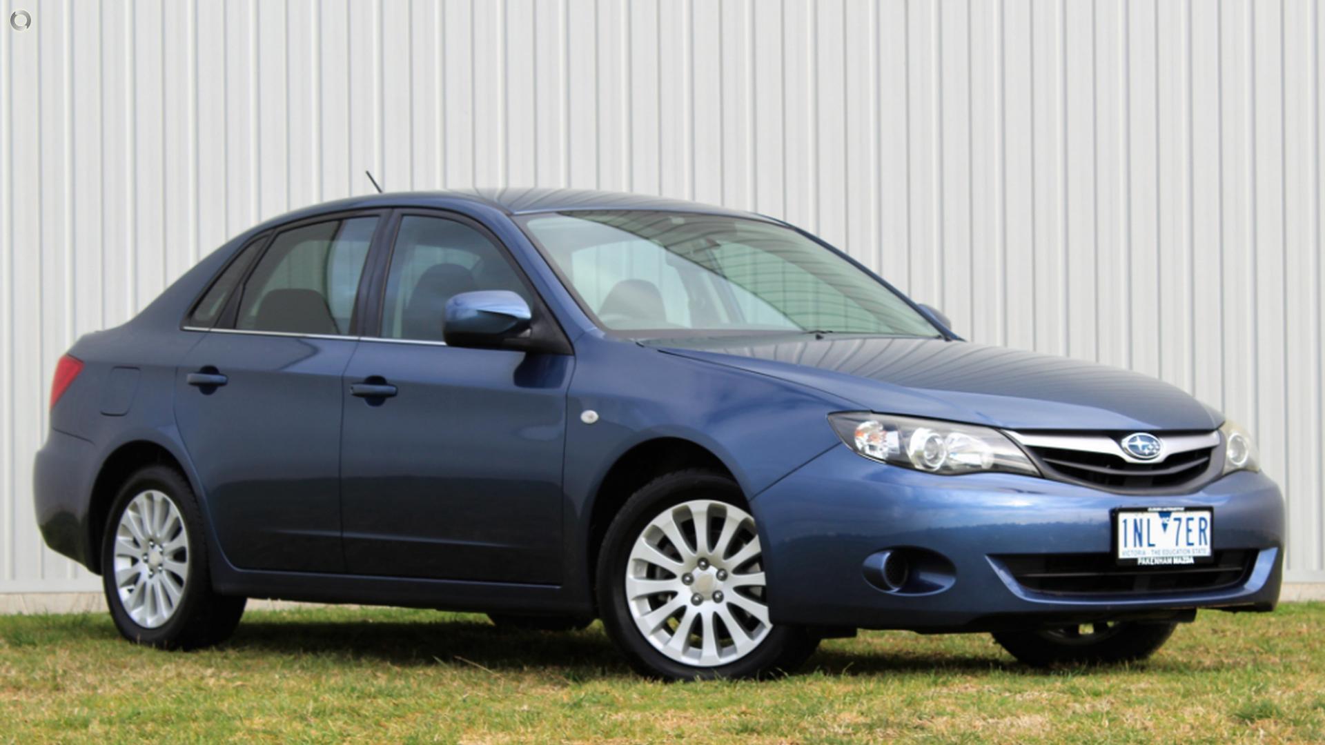 2011 Subaru Impreza R Special Edition G3